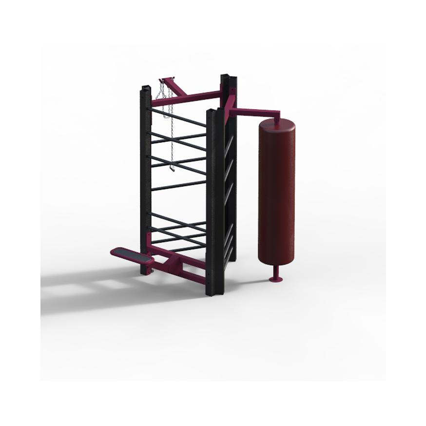 cage musculation station 3 faces fitness connect 11 880 00. Black Bedroom Furniture Sets. Home Design Ideas