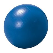 Ballon De Gymnastique Bleu 65Cm [0]